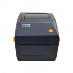 LENVII XP-DT426B Thermal Barcode Label Sticker Printer, logistics Express Electronic Single Printer, Used in Logistics Express Industry