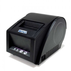 LENVII 3120 80mm/3in Thermal Label Printer, Barcode Printer,, No Need Ribbon, 127MM/S Print Speed